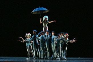 В музыкальном театре имени Станиславского и Немировича-Данченко прошла премьера одноактных балетов Джерома Роббинса