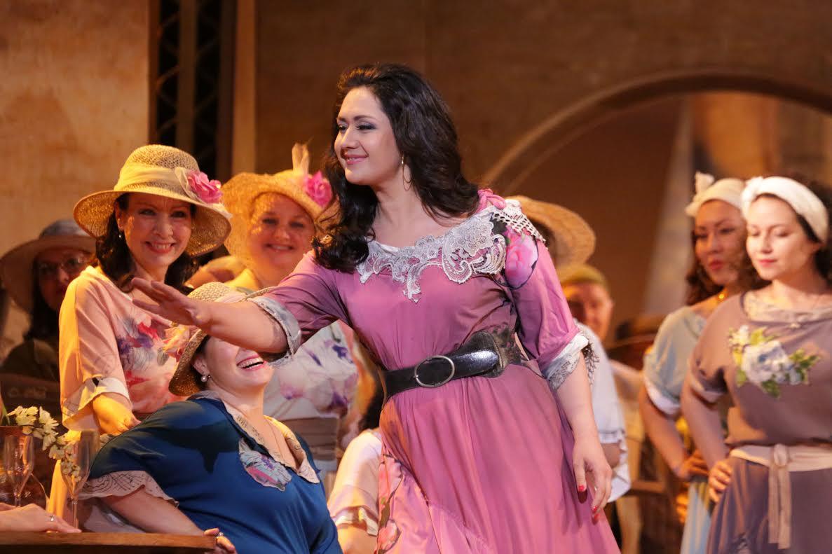Десятая постановка оперы Ж. Бизе «Кармен» на сцене Большого театра