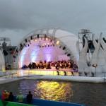 На набережной в Астане прошел вечер классической музыки