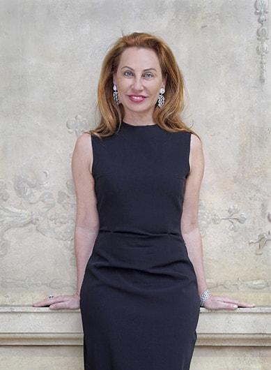Ирина Никитина, президент фонда «Музыкальный Олимп»