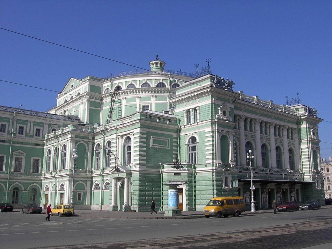 Мариинский театр продолжает серию концертов к юбилею Чайковского