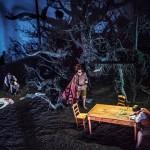 Сцена изнасилования возмутила зрителей Королевской оперы в Лондоне