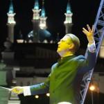 В Казани пройдет пятый международный оперный фестиваль под открытым небом «Казанская осень»