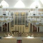 Большой зал Петербургской филармонии