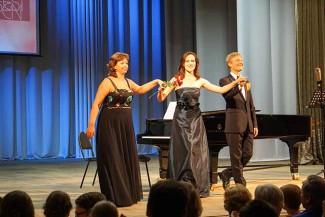 В Тольятти открылся международный фестиваль «Классика OPEN FEST»