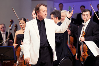 VII Большим фестивалем Российский национальный оркестр открывает юбилейный XXV сезон