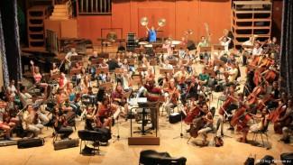 Молодежный симфонический оркестр Национальной музыкальной академии имени П.И. Чайковского в Киеве