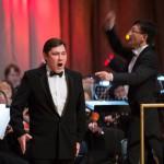 Уфимский оперный певец, раненный весной, вернулся на сцену