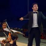 Берик Батырхан представит Казахстан на Международном конкурсе дирижеров в Бухаресте