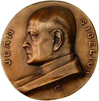 Эстонский дирижер Пааво Ярви награжден почетной медалью Сибелиуса
