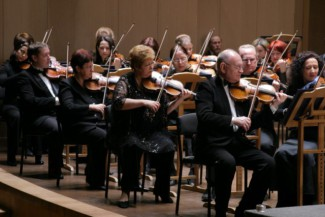 Красноярский симфонический оркестр приглашён выступить в Карнеги-холле