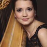 Концерт арфистки Надежды Сергеевой состоится в Москве