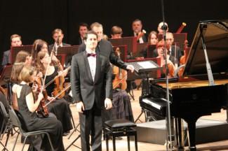Никита Мндоянц выступил в Рязани