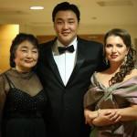 Ариунбаатар Ганбаатар стал основным солистом Мариинского театра
