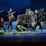 Премьера оперы «Абай» прошла в Астане