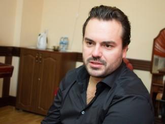 Василий Ладюк. Фото - Сергей Мельников