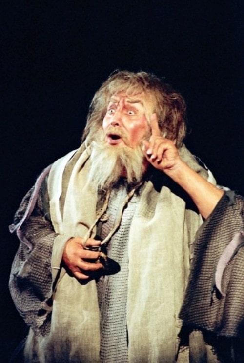 Владимир Верин - Мельник в опере Даргомыжского «Русалка»