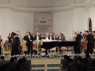 В Баку завершился фестиваль, посвященный 130-летию со дня рождения Узеира Гаджибейли