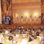 В Гурзуфе прошёл благотворительный концерт «О, музыка, ты - вдохновение…»