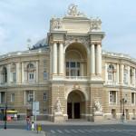 В Одесской опере начался «Бархатный сезон»