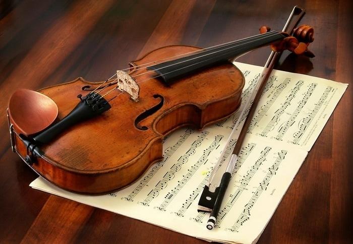 В Петербурге пройдет Международный скрипичный фестиваль