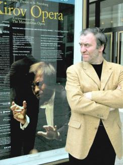 Гастроли Государственного Академического Мариинского театра в Нью-Йорке, 2003 год. Фото - Константин Еловский/ТАСС