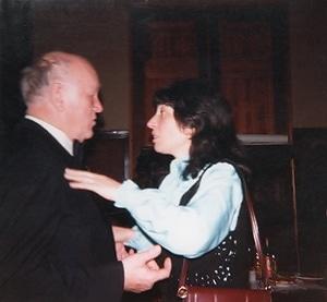 Святослав Рихтер и Элисо Вирсаладзе
