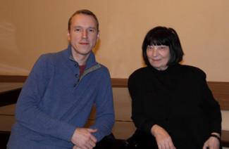 Элисо Вирсаладзе и Петр Изюмов, 2011 год