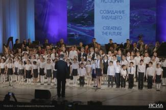В Якутске заключительный концерт Конгресса «Музыка для всех» объединил лучших музыкантов и юные дарования