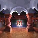 Открытие исторической сцены московского театра «Геликон-опера»