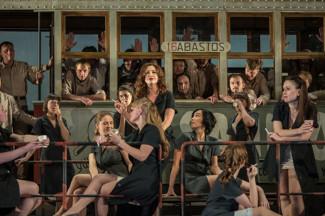 «Кармен» в Екатеринбургском театре оперы и балета. Фото - Сергей Гутник