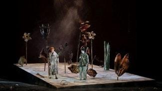 «Лисичка. Любовь» в театре имени Сац
