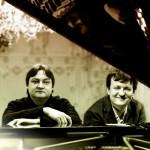 В Санкт-Петербурге пройдет концерт двух ярких пианистов Александра Яковлева и Павла Райкеруса