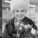 Галина Вишневская, 1963 год