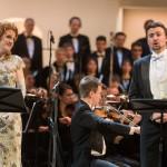 В Филармонии спели оперу Амбруаза Тома «Гамлет»