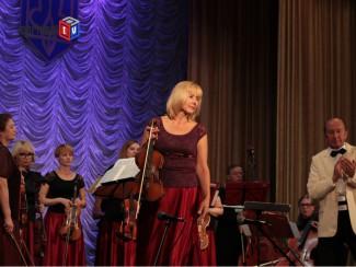 Мариупольский камерный оркестр «Ренессанс» открыл 27-й сезон