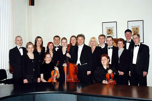 Русский камерный оркестр открыл 14-й концертный сезон в КГУ