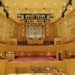 В Мариинке пройдет международный органный фестиваль