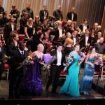 В Саратове выступили звезды Американской оперы