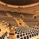 Концертный зал имени Чайковского Московской филармонии отмечает 75-летие