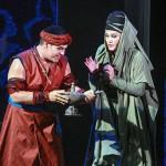 "На московской сцене зажглась ""Волшебная лампа Аладдина"""