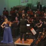Оркестр «Symphonica ARTica» выступил на фестивале-конкурсе им. Леопольда Ауэра. Фото: Ион Иванов