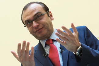 Дмитрий Бертман. Фото - Евгений Новоженин / РИА Новости