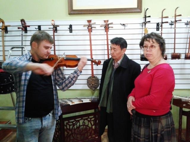Музыканты из Монголии будут чаще посещать Бурятию. Фото - пресс-служба Бурятской филармонии