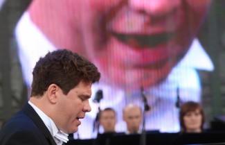 Денис Мацуев. Фото - Сергей Фадеичев/ТАСС