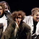 Леонид Десятников записывает оперу «Дети Розенталя» на «Мосфильме»