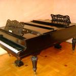 Фортепианный дуэт – любимый вид музицирования