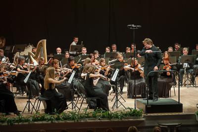 Рязанская филармония открыла 77-й концертный сезон