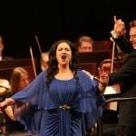 Солистка Большого театра Агунда Кулаева спела для рязанцев