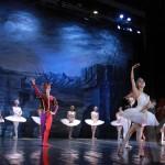 «Классический русский балет» привёз в Белгород знаменитое «Лебединое озеро»